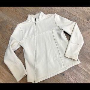 REI Jacket Asymmetrical Full Zip -Medium